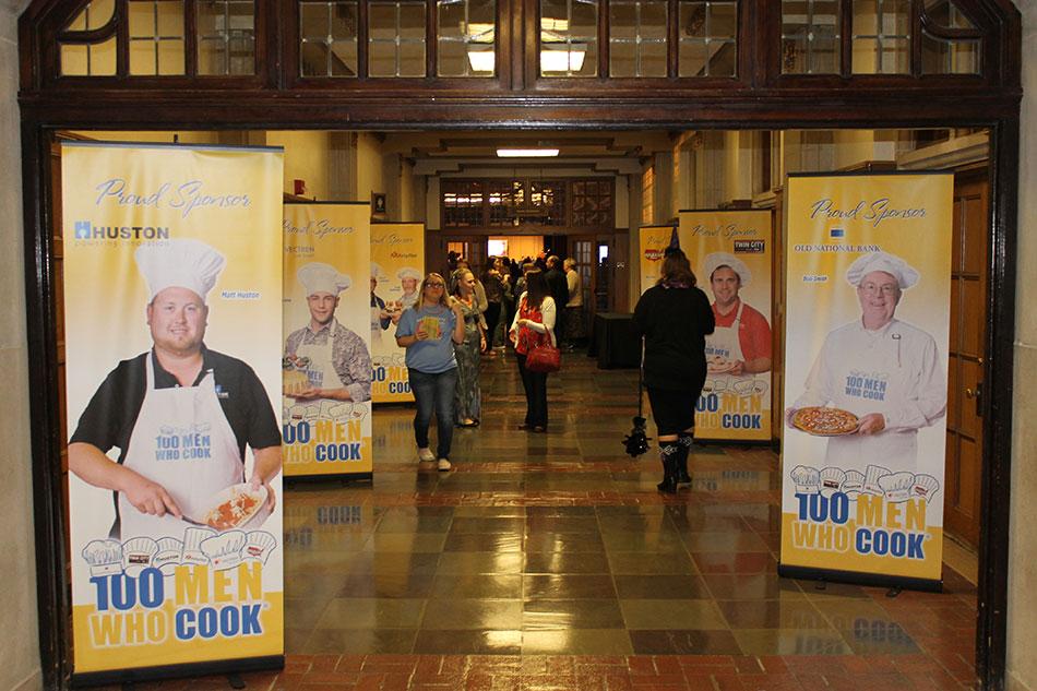 Lafayette - 100 Cooks Who Care